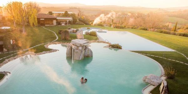 Adler Thermae Spa & Relax Resort 5* ☆ Bagno Vignoni, Val d\'Orcia ...