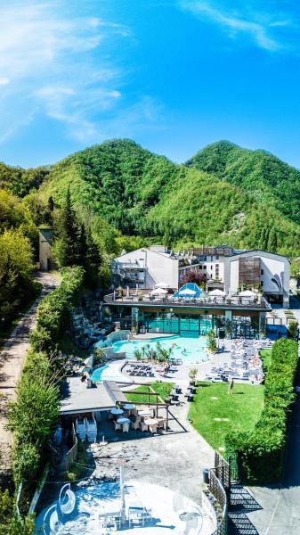 Ròseo Euroterme Wellness Resort 4* ☆ Bagno di Romagna, Emilia ...