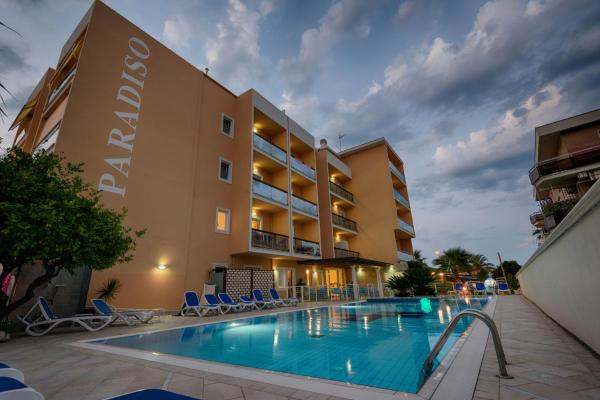 Hotel Paradiso 3* ☆ Grottammare, Costa Marchigiana, Italia (21 ...